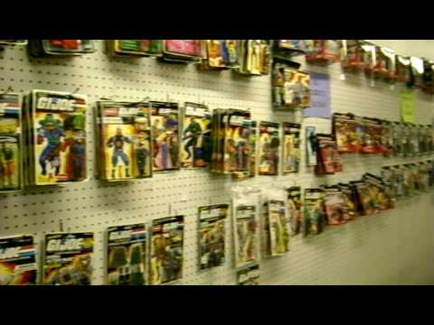 Awesome Vintage And Contemporary Toy Store Youtube