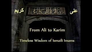 Timeless Wisdom of Ismaili Imams