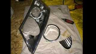 Sonata Headlight Mod