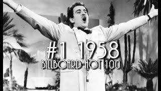 Billboard Hot 100 #1 Songs of 1958