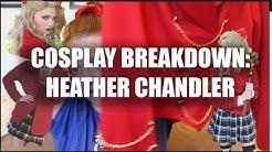 Cosplay Breakdown: Heather Chandler