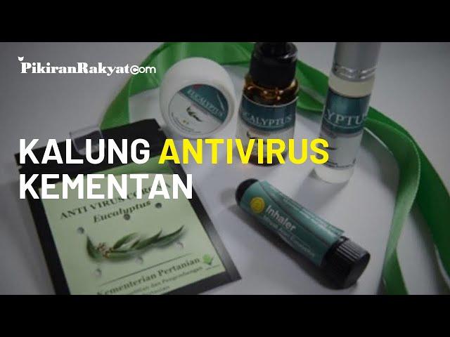 Dijadikan Inovasi yang Ampuh Lawan Pandemi Covid-19, Kalung Antivirus Dipamerkan Menteri Pertanian
