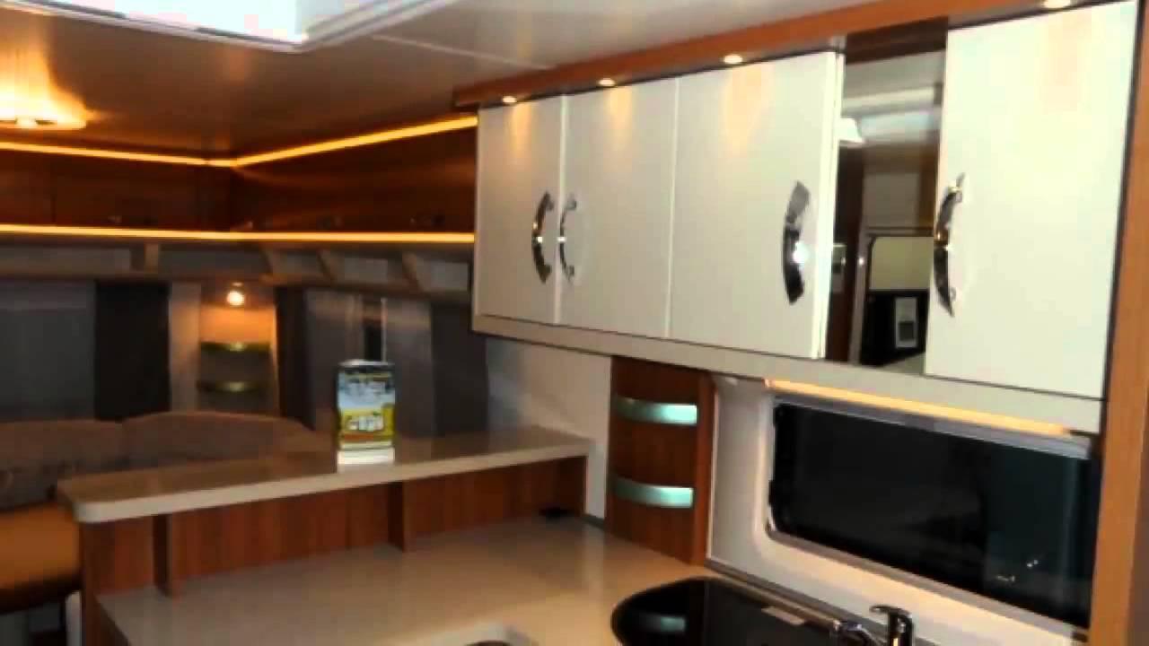 Caravan Hobby Premium 560 Cfe 2013