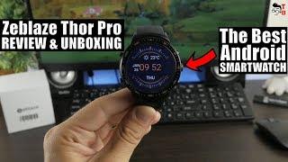 Zeblaze Thor Pro REVIEW: The Smartwatch We