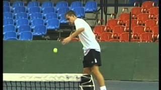 Russian Tennis Hero