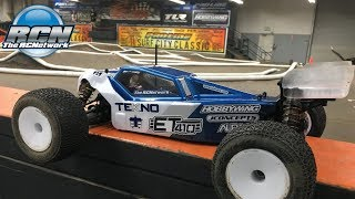 Tekno ET410 - Running Video at OCRC - 1/10th 4wd Truggy