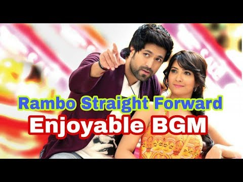 Rambo Straight Forward Enjoyable BGM | Rocking Star Yash | Radhika Pandit