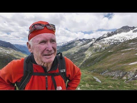 Alpine Peace Crossing 2015 - Jewish exodus over the Austrian Alps 1947 - Dr. Ernst Löschner