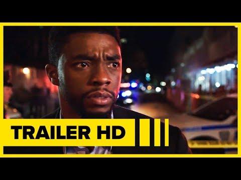 St. Pierre - 'Black Panther' Star Chadwick Boseman Is Back In '21 Bridges'
