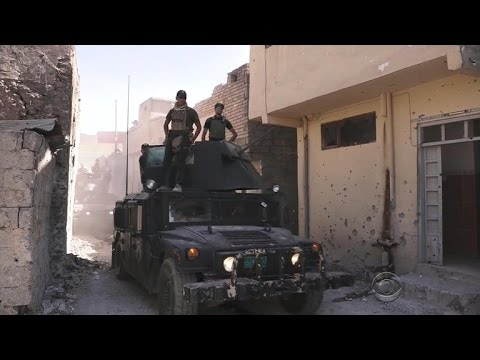 Thumbnail: Iraqi forces make final push to drive ISIS out of Mosul