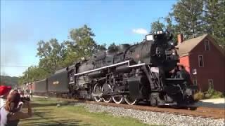 CVSR Steam in the Valley  9/24/2017