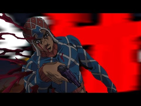 "All ""4 Moments"" In Vento Aureo"