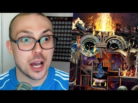 """Flying Lotus - """"Fire Is Coming"""" ft. David Lynch TRACK REVIEW"""
