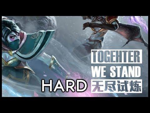 Dota 2 Mods | HARD TOGETHER WE STAND!!