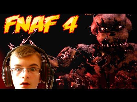 Five Nights at Freddy's 4 #2 To jest straszne! |Noc 2|