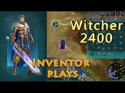 видео: Ведьмак 2400 на охоте! inventor plays. prime world