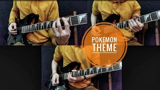 JASON PAIGE - POKEMON THEME GUITAR COVER SOLO