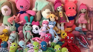 Моё хобби! Вязаные игрушки / Вяжу на заказ