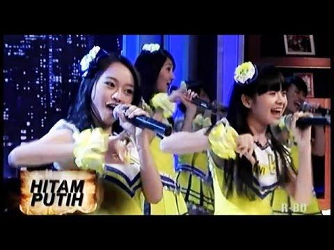 JKT48 - 1,2,3,4! Yoroshiku! @ Hitam Putih TRANS7 [13.12.02]