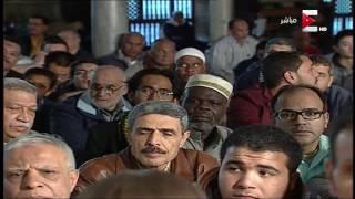 شعائر صلاة الجمعة من جامع الأزهر الشريف - 9 ديسمبر 2016