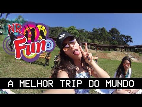 A MELHOR TRIP DO MUNDO | Vlog NR 2016