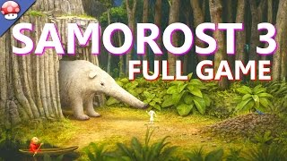 SAMOROST 3 - Full Game Walkthrough PC Gameplay & Ending (Steam Adventure Game) (No Commentary)