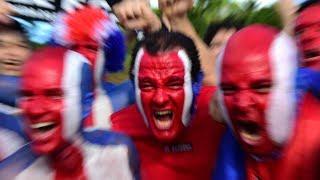 ХУЛИГАНЫ ИЗ Коста-Рики! Что случилось с Фанатами из Коста Рики.  Костариканские болельщики.