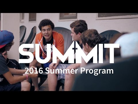 2016 Summit Student Conference