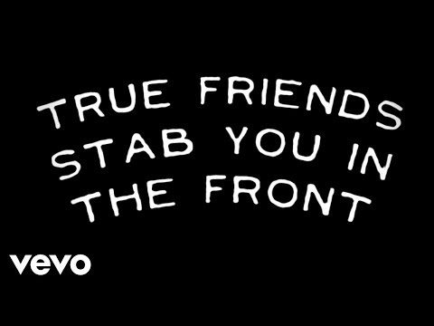 Bring Me The Horizon – True Friends (Official Lyric Video)