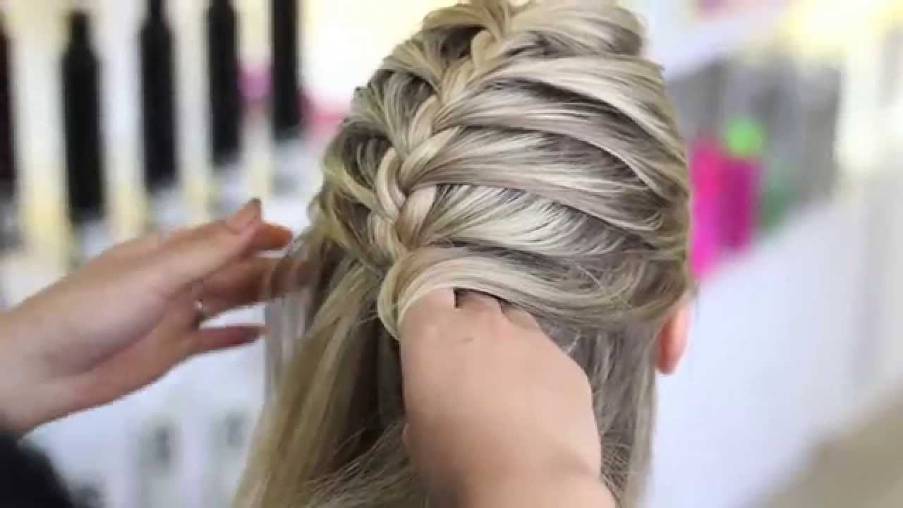 How to french braid 1 variation youtube ccuart Choice Image