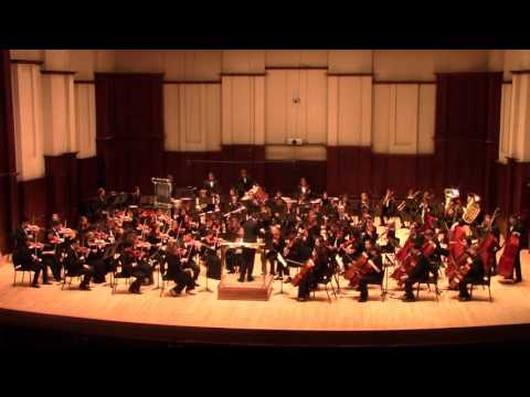 Symphonic Metamorphosis Of Themes (Hindemith) - Detroit Symphony Youth Orchestra (DSYO)