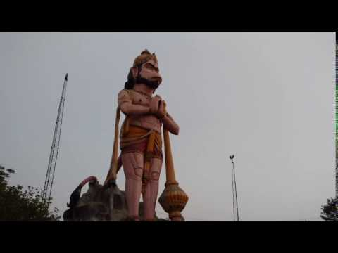 108 Feet Big Hanuman In Sitamarhi