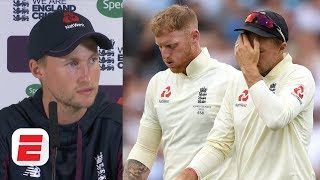 Joe Root explains where it went wrong for England against Australia | 2019 Ashes
