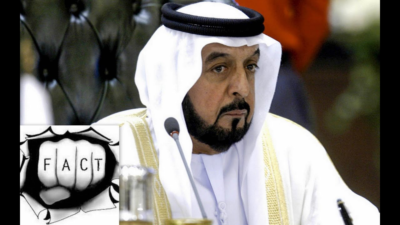 7 Of The Richest Sheikhs In The World
