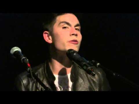 Sam Tsui - Clumsy LIVE (November 23rd, 2014 NYC)