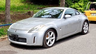 2002 Nissan Fairlady Z Version S (Finland Import) Japan Auction Purchase Review