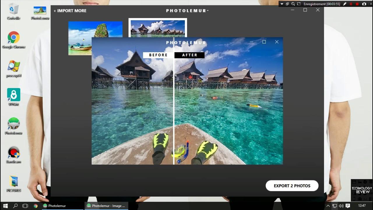 Resultado de imagen para Photolemur 3 windows 10