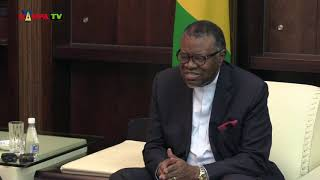 NAMPA WHK: Cuba only left with dead bodies: Geingob 10 NOV 2018