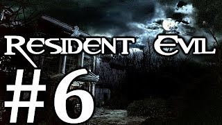 Resident Evil Remake/Archives: Wii/Gamecube HD Chris Walkthrough Part 6 - Yawn Boss! Elder Crimson!