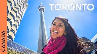 Things to do in Toronto, Canada - Day 2   Travel vlog