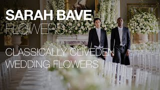 Classic Cliveden House Wedding Flowers