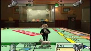 Monopoly (Xbox 360) Traditional Gameplay