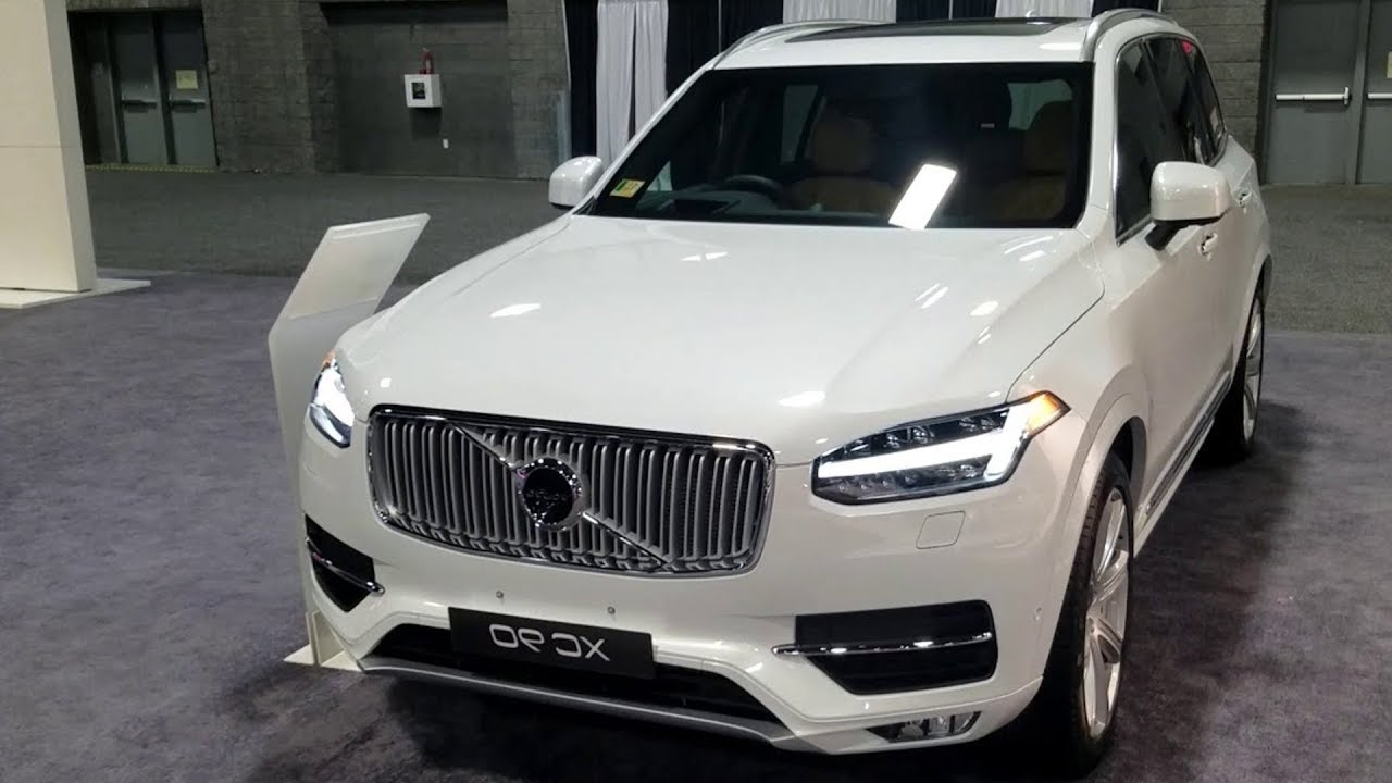 2019 Volvo Xc90 The Most Awarded Luxury Suv Of Century