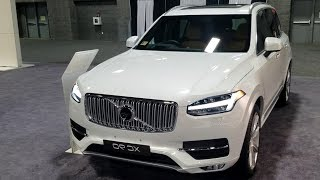 2019 Volvo XC90. The Most Awarded Luxury SUV of The Century.