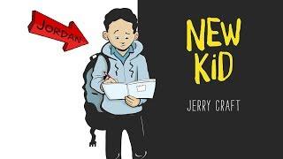 Meet Jordan Banks | NEW KID by Jerry Craft