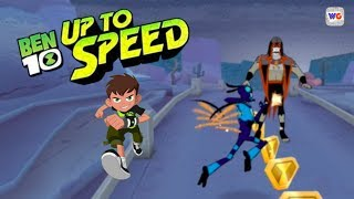 Ben 10: Up to Speed | All Chapter Stories and Bosses