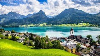 GoPro video: Amazing St. Wolfgang, Austria