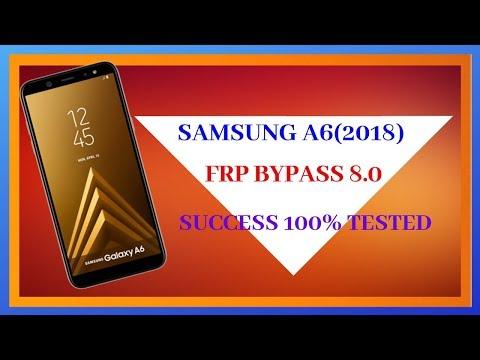 Samsung A600g U4 Combination File