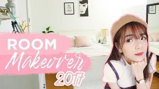 QUICK ROOM MAKEOVER P4,000 only!! Cheap & Easy (Philippines)