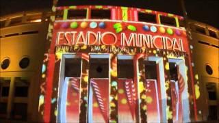 Mapping 3D Natalino -  Estadio do Pacaembu